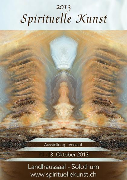 Ausstellung Spirituelle Kunst 2013