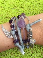 Kristalle, Wings und ausgewählte Steine